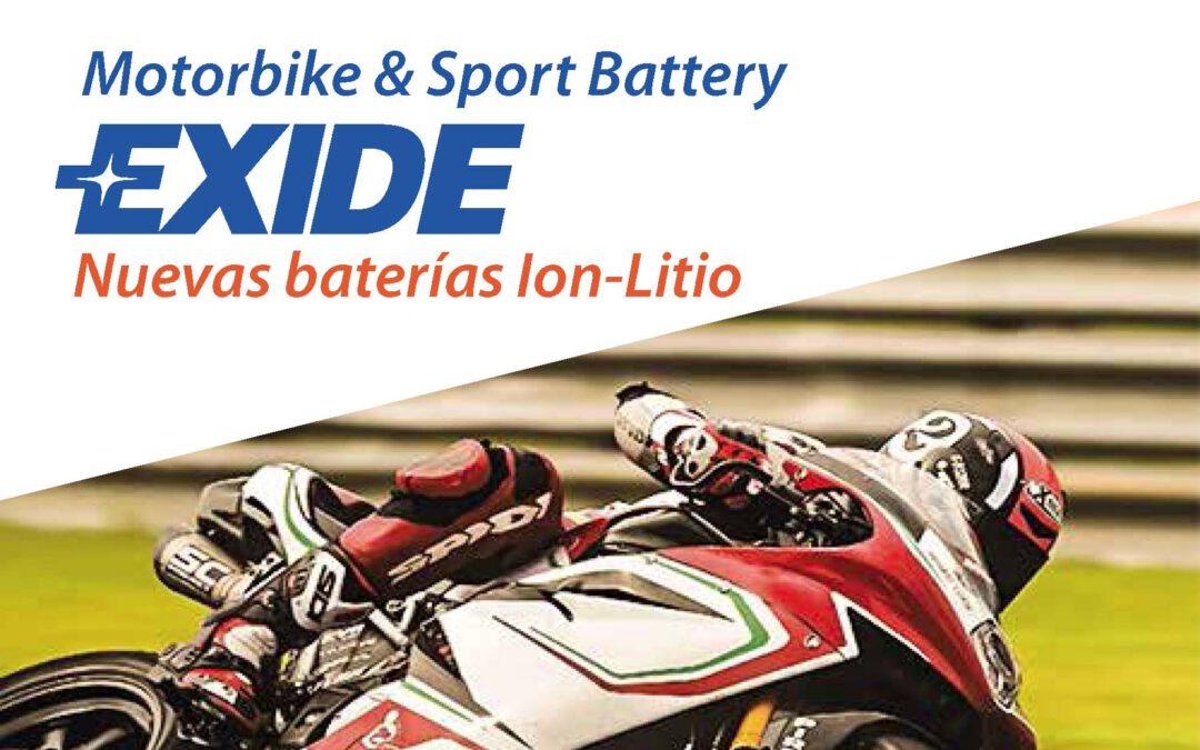 Motorbike & Esport Battery